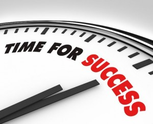 time for success clock